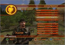 Pantallazo de Cabela's Big Game Hunter: 2005 Adventures para Xbox