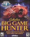 Carátula de Cabela's Big Game Hunter: 2005 Adventures