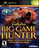 Caratula nº 106382 de Cabela's Big Game Hunter: 2005 Adventures (200 x 284)