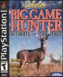Caratula nº 87415 de Cabela's Big Game Hunter: Ultimate Challenge (200 x 198)