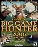 Carátula de Cabela's Big Game Hunter 2006
