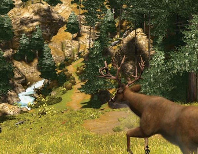 Pantallazo de Cabela's Big Game Hunter 2008 para Xbox 360