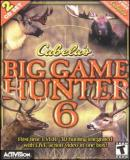 Caratula nº 58203 de Cabela's Big Game Hunter 6 (200 x 288)