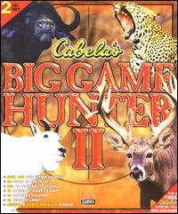 Caratula de Cabela's Big Game Hunter II para PC