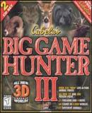 Caratula nº 56695 de Cabela's Big Game Hunter III [Jewel Case] (200 x 198)