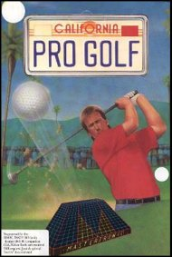 Caratula de California Pro Golf para PC