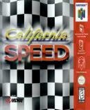 Carátula de California Speed