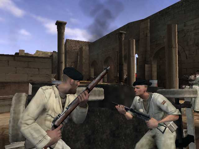 Pantallazo de Call of Duty: Finest Hour para GameCube