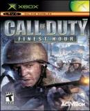 Caratula nº 105005 de Call of Duty: Finest Hour (200 x 284)