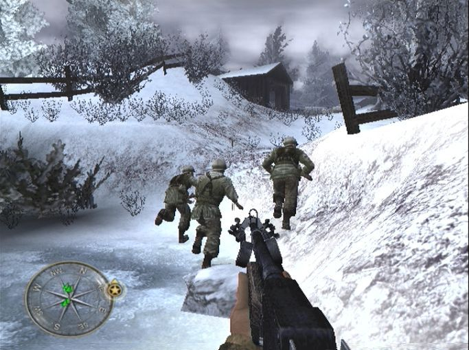Pantallazo de Call of Duty: World at War - Final Fronts para PlayStation 2