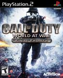 Caratula nº 128379 de Call of Duty: World at War - Final Fronts (640 x 903)