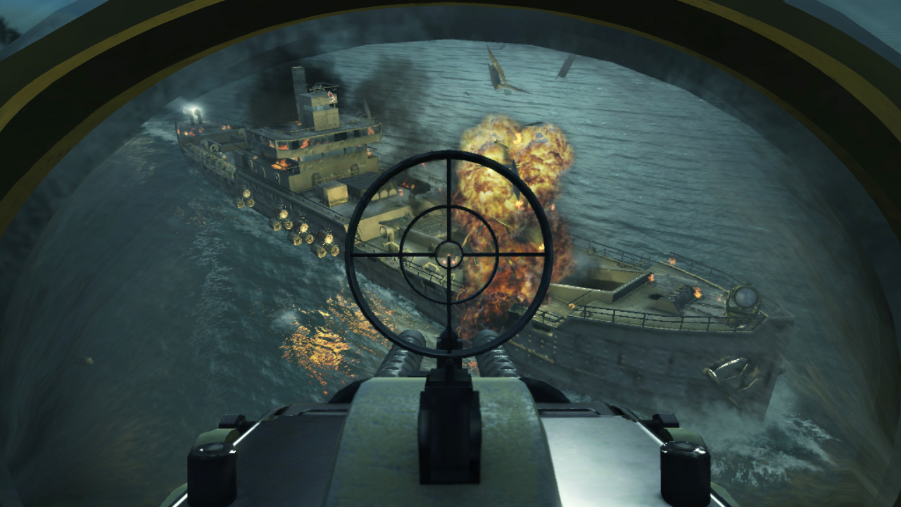 Pantallazo de Call of Duty: World at War para PlayStation 3
