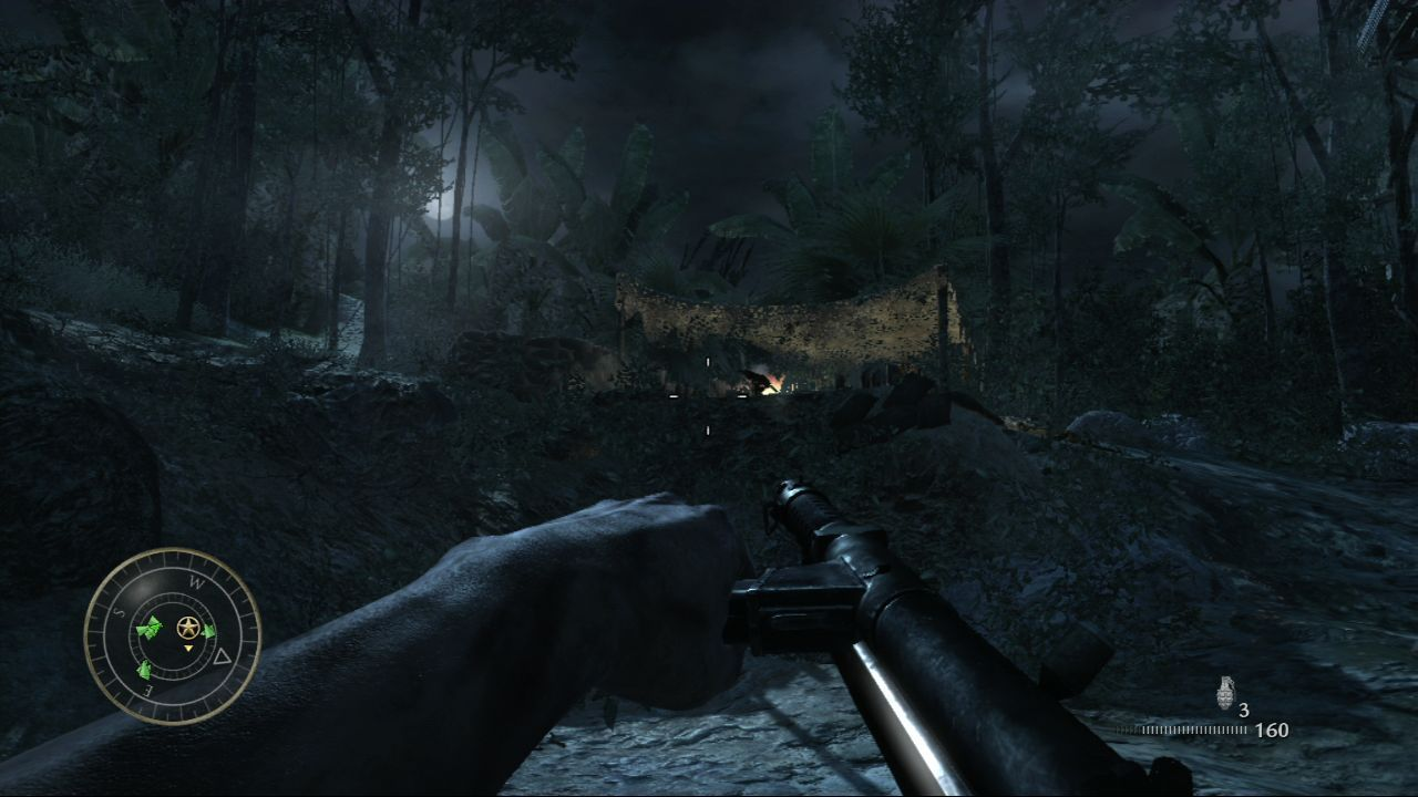Pantallazo de Call of Duty: World at War para Xbox 360