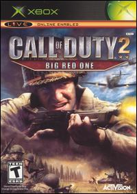 Caratula de Call of Duty 2: Big Red One para Xbox