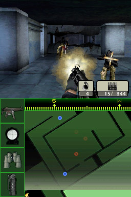 Pantallazo de Call of Duty 4: Modern Warfare para Nintendo DS