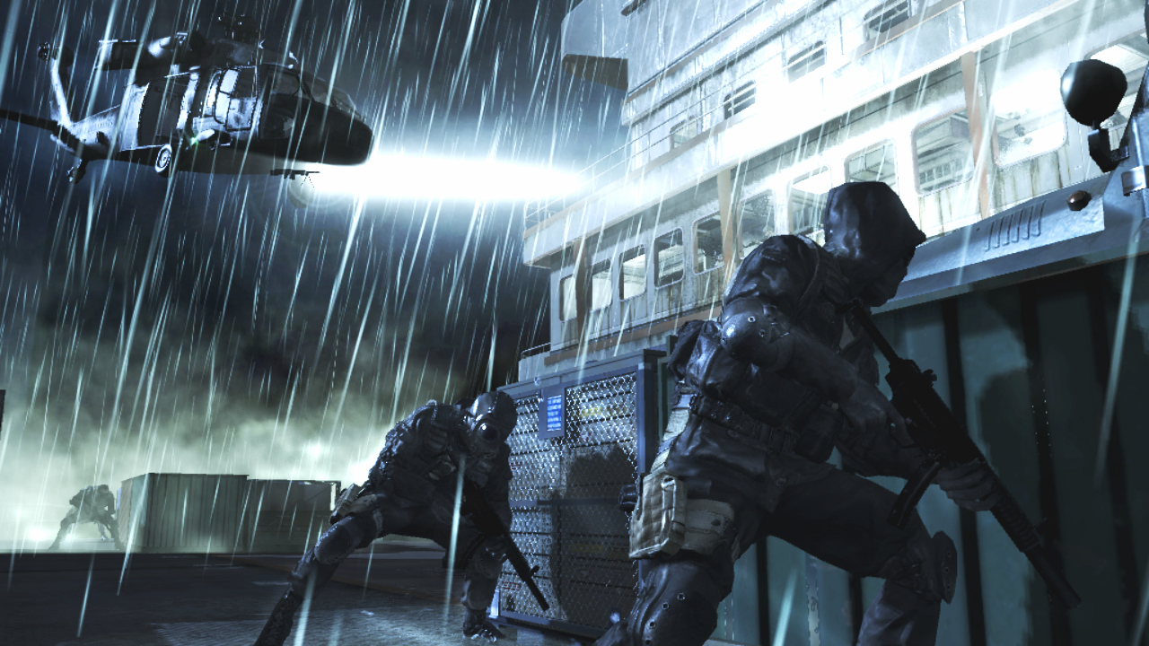 Pantallazo de Call of Duty 4: Modern Warfare para Xbox 360