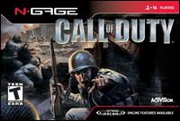 Caratula de Call of Duty para N-Gage
