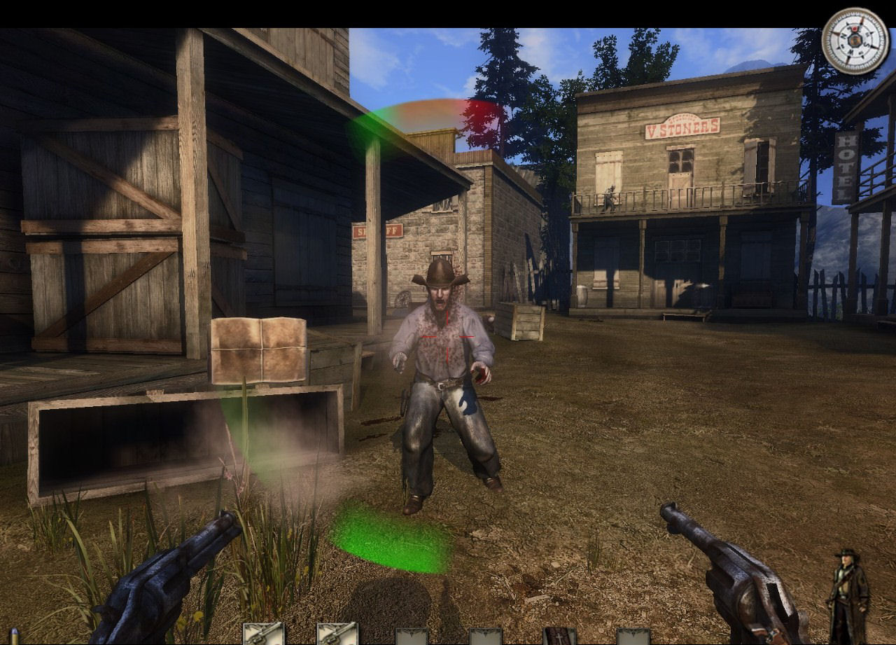 Pantallazo de Call of Juarez para PC