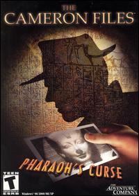 Caratula de Cameron Files: Pharaoh's Curse, The para PC