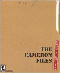 Caratula de Cameron Files: Secret at Loch Ness, The para PC