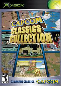 Caratula de Capcom Classics Collection para Xbox