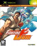 Carátula de Capcom Fighting Jam