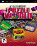 Carátula de Capcom Puzzle World