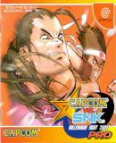 Carátula de Capcom vs. SNK: Millennium Fight 2000 Pro