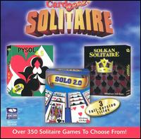 Caratula de Card Crazy Solitaire [Jewel Case] para PC