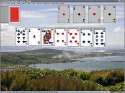 Pantallazo de Card Crazy Solitaire para PC