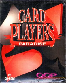 Caratula de Card Players Paradise para PC
