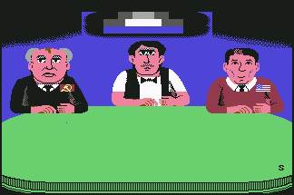 Pantallazo de Card Sharks para Commodore 64