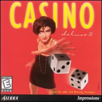 Caratula de Casino Deluxe 2 [Jewel Case] para PC