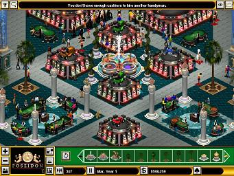 Pantallazo de Casino Empire para PC