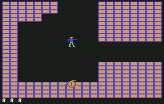 Pantallazo de Castle of Doom para Commodore 64