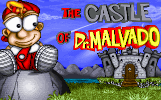 Pantallazo de Castle of Dr. Malvado, The para PC