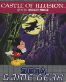 Carátula de Castle of Illusion Starring Mickey Mouse