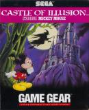 Caratula nº 122104 de Castle of Illusion Starring Mickey Mouse (640 x 902)