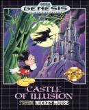 Caratula nº 28821 de Castle of Illusion Starring Mickey Mouse (200 x 285)