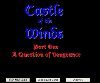 Pantallazo de Castle of the Winds I: A Question of Vengeance para PC