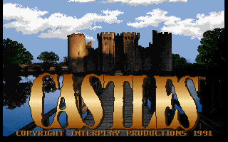 Pantallazo de Castles: The Northern Campaign para PC