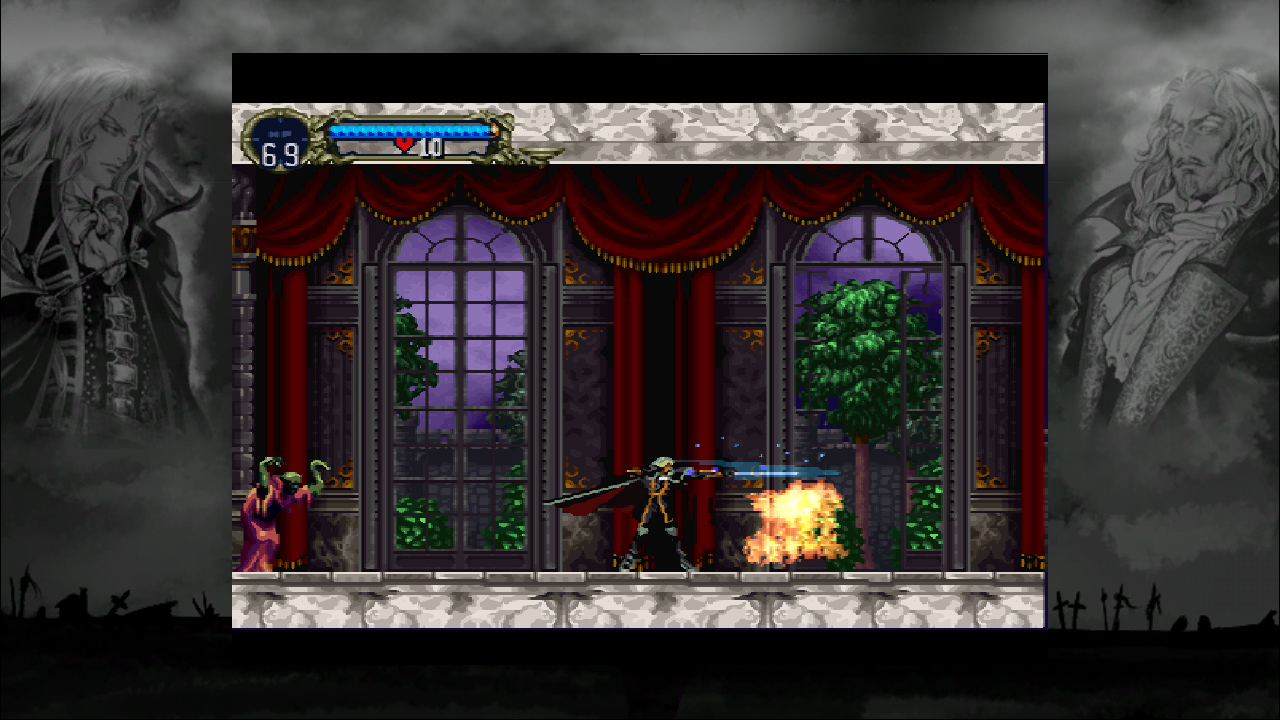 Pantallazo de Castlevania: Symphony of the Night (Xbox Live Arcade) para Xbox 360