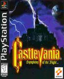 Carátula de Castlevania: Symphony of the Night