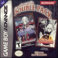 Caratula de Castlevania Double Pack para Game Boy Advance