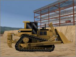 Pantallazo de Caterpillar Construction Tycoon para PC