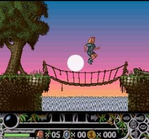 Pantallazo de Cedric And The Lost Sceptre para Amiga