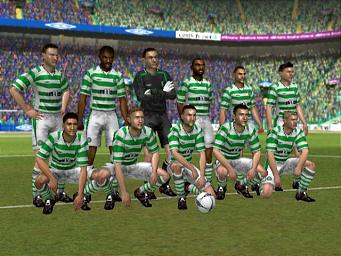 Pantallazo de Celtic Club Football European para Xbox