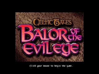 Pantallazo de Celtic Tales: Balor of The Evil Eye para PC