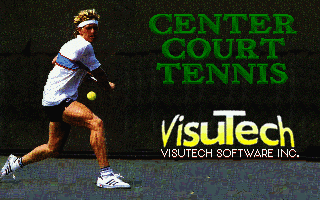 Pantallazo de Center Court Tennis para PC