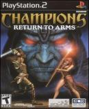Carátula de Champions: Return to Arms